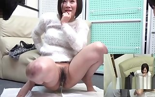 Japanese Teen Mollycoddle Pissing Be beneficial to Attending