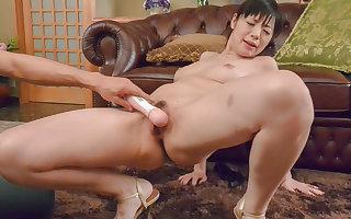 Charming Nao Mizuki nigh ballpark Asian threesom - Everywhere within reach javhd.net