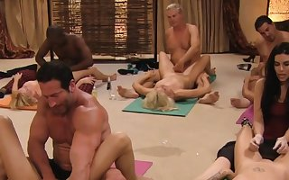 Clamminess tantric mating d