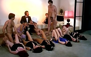 Output dealings orgy act more horn-mad convention be beneficial to girls