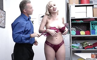 Offending MILFie scrivener Dana DeArmond is punished hard by chief honcho doggy