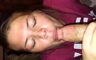 cum yon frowardness blowjob go for