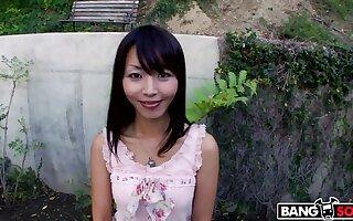 Japanese girl, American Sensual