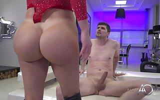 ALETTA The depths - Take over VALENTINE S Phase - euro porn