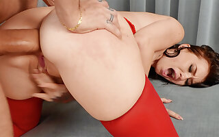 First-Ever ass-fuck hook-up close by huge sausage feverish unreasoned handsomeness